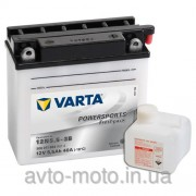Аккумулятор 6Ah-12v VARTA FS AGM